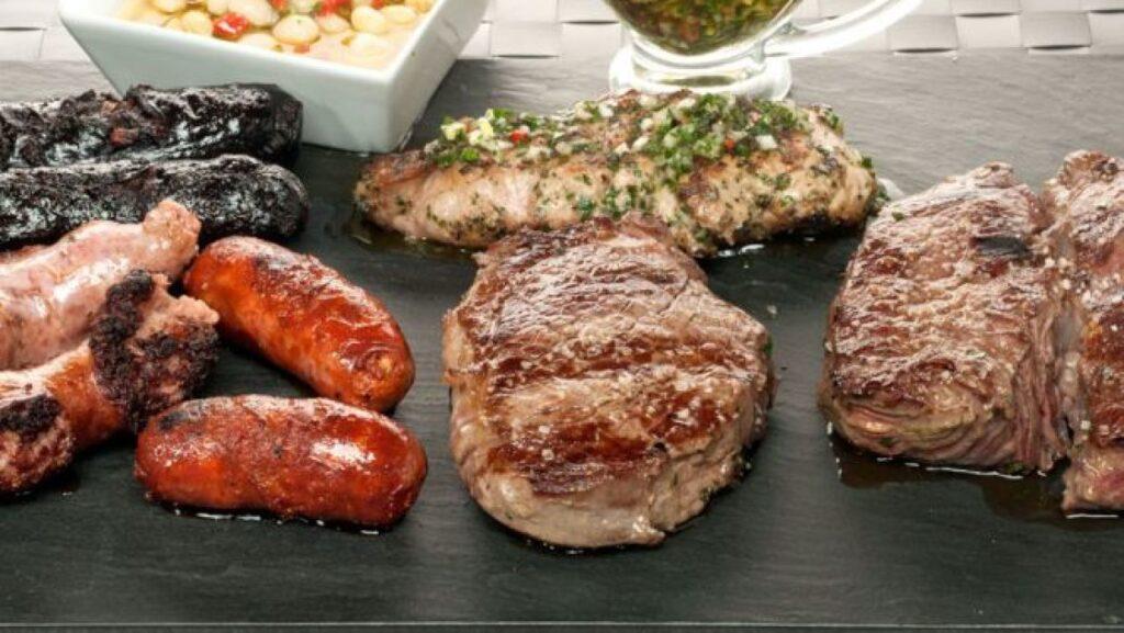 Menús de banquetes en Querétaro, Qro - Parrillada argentina
